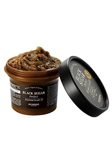 Skinfood Black Sugar Perfect Essential Scrub 2X Maske 210G Renksiz